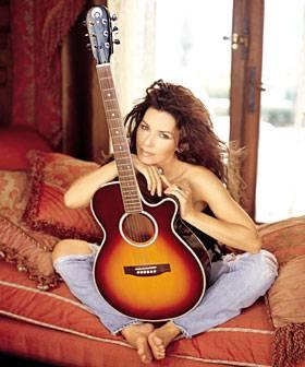Shania Twain Younger Years
