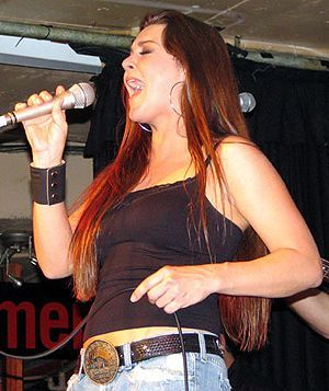 Naked pictures of gretchen wilson bitch